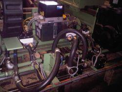 Transformation d'un chariot E.gillet traditionnel en chariot à bornes indépendantes